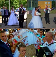 Сморгонь Тамада ведущий DJбаян свадьбу юбилей крестины Крево Юратишки